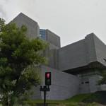最高裁判所の石造りの外観