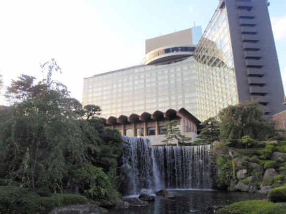 ホテルニューオータニ東京大滝