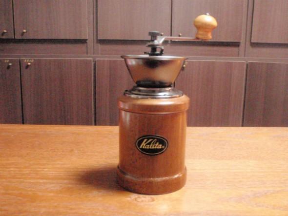 カリタのコーヒーミルKH-3