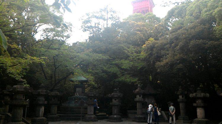 徳川将軍家のお墓(霊廟)